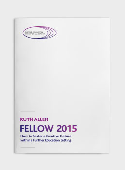 Ruth Allen: Fellow 2015