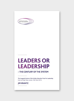 Leaders or Leadership