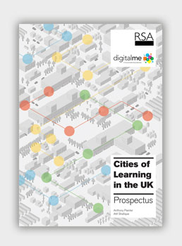 Cities of Learning In The UK