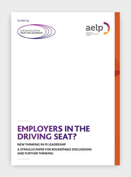 Employers in the driving seat?
