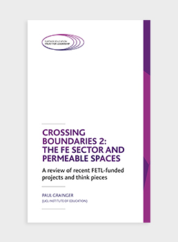 Crossing Boundaries 2: The FE Sector and Permeable Spaces