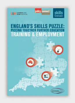 England's Skills Puzzle: Piecing together further education, training and employment