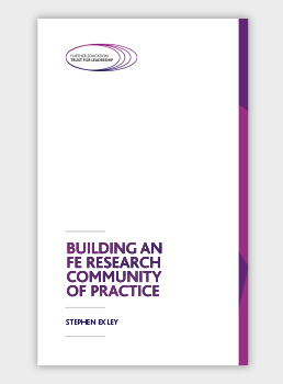 Building an FE Research Community of Practice